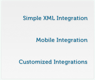 simple xml integration
